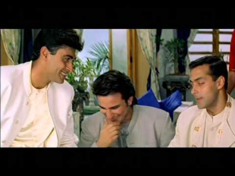 Salman Khan And Sonali Bendre Getting...