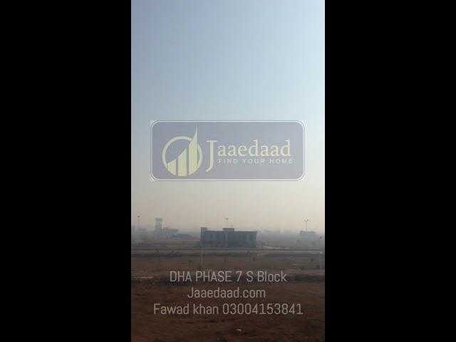 DHA P7 S Block  Jaaedaad com Fawad Khan 03004153841