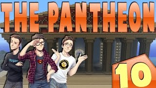 MINECRAFT : THE PANTHEON - LA SPIRALE DEL SUICIDIO!! w/SurrealPower & Vegas #10
