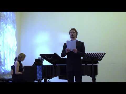 N.Medtner Op.61, №5 Prayer(Lermontov) «Молитва» (М.Лермонтов)Alexander Polkovnikov, Anna Salnikova