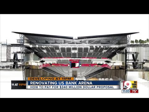 U.S. Bank Arena's Proposed $340 Million Renovation Could Be 'dead On Arrival'