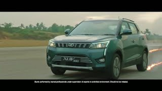 Mahindra XUV 300 road test driving