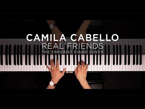 Cover Lagu Camila Cabello - Real Friends | The Theorist Piano Cover STAFABAND