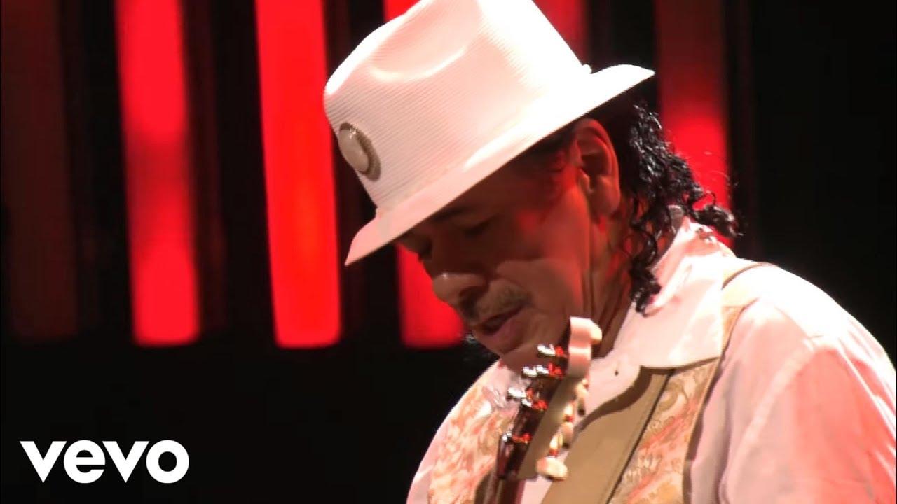 Santana Corazon Espinado Ft Mana Official Video Youtube