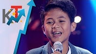 Vanjoss Bayaban - Power Of Love   The Voice Kids Philippines Season 4