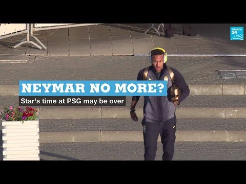 Neymar no more? Star could be set to leave PSG