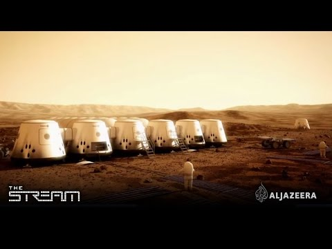 The Stream - Mission to colonise Mars