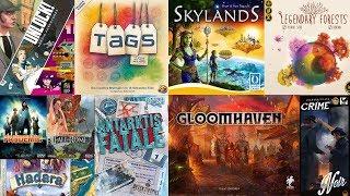 Gespielt: Hadara, Gloomhaven, Herr Der Ringe und mehr | Brettspiel Geeks | Brettspiele