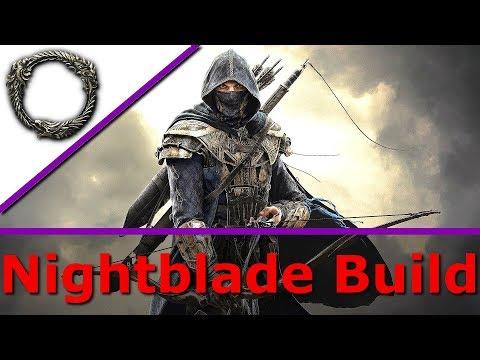Elder Scrolls Online - Nachtklinge Skillung  - Zwei Waffen - Deutsch HD