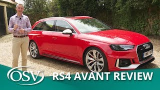 The New AUDI RS4 Avant 2018 Should you get it?
