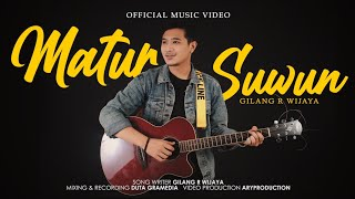 Download Lagu MATURSUWUN - GILANG R WIJAYA (Official Music Video) mp3