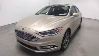 2017 Ford Fusion Grand Rapids, Rockford, Big Rapids, Muskegon, Greenville, MI 17C24