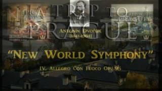 """Antonín Dvořák: Symphony No. 9, Mvmt. IV """"New World Symphony"""" [City of Prague Philharmonic]"""