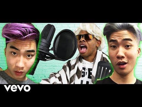 RiceGum It's EveryNight - RiceGum Diss Track (Official Music Video)