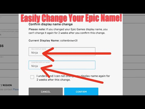 How To CHANGE YOUR NAME On Fortnite Mobile Chapter 2 Season 3