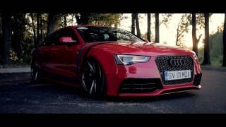 Bagged Audi A5 SB