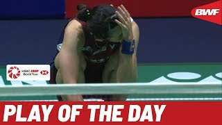 YONEX French Open 2019 | Play of the Day Quarterfinals | BWF 2019
