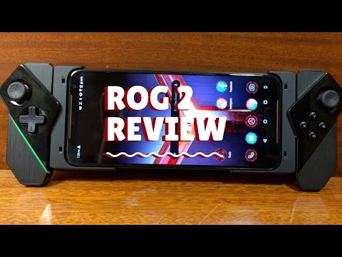 Asus Rog Phone 2 Review: Truly a flagship which common man can afford!