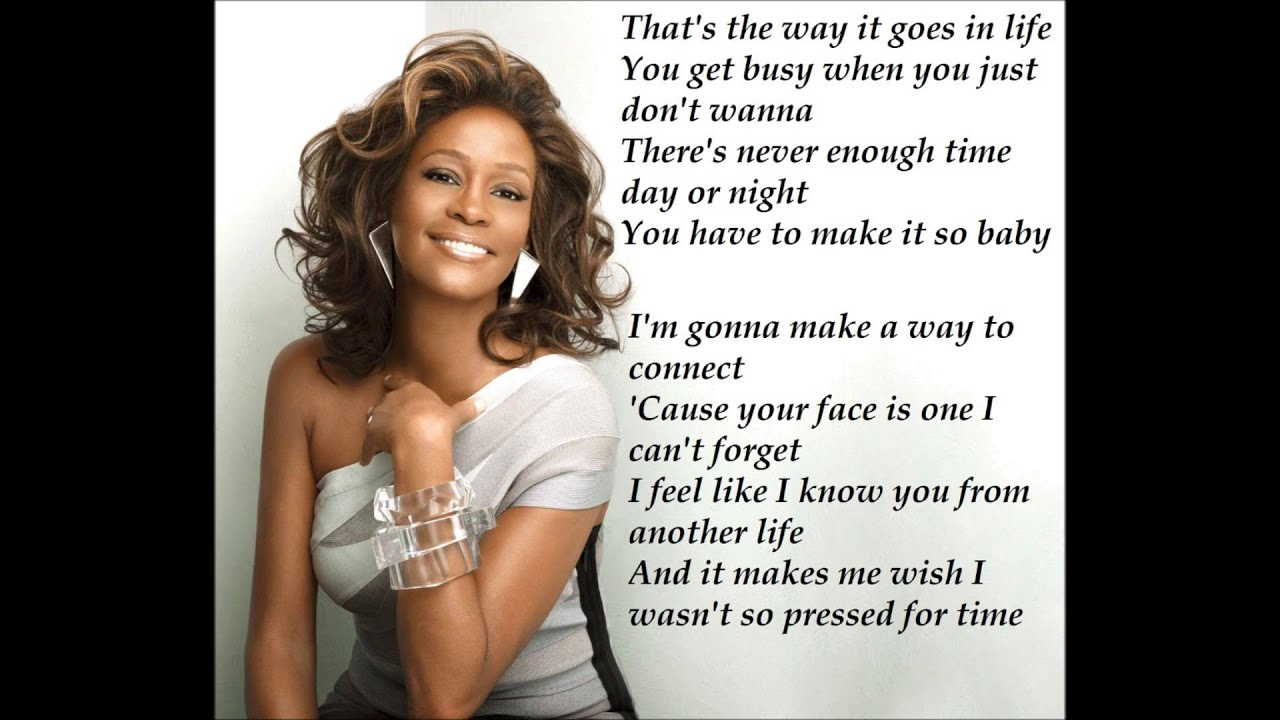 Whitney houston my love is you love mp3