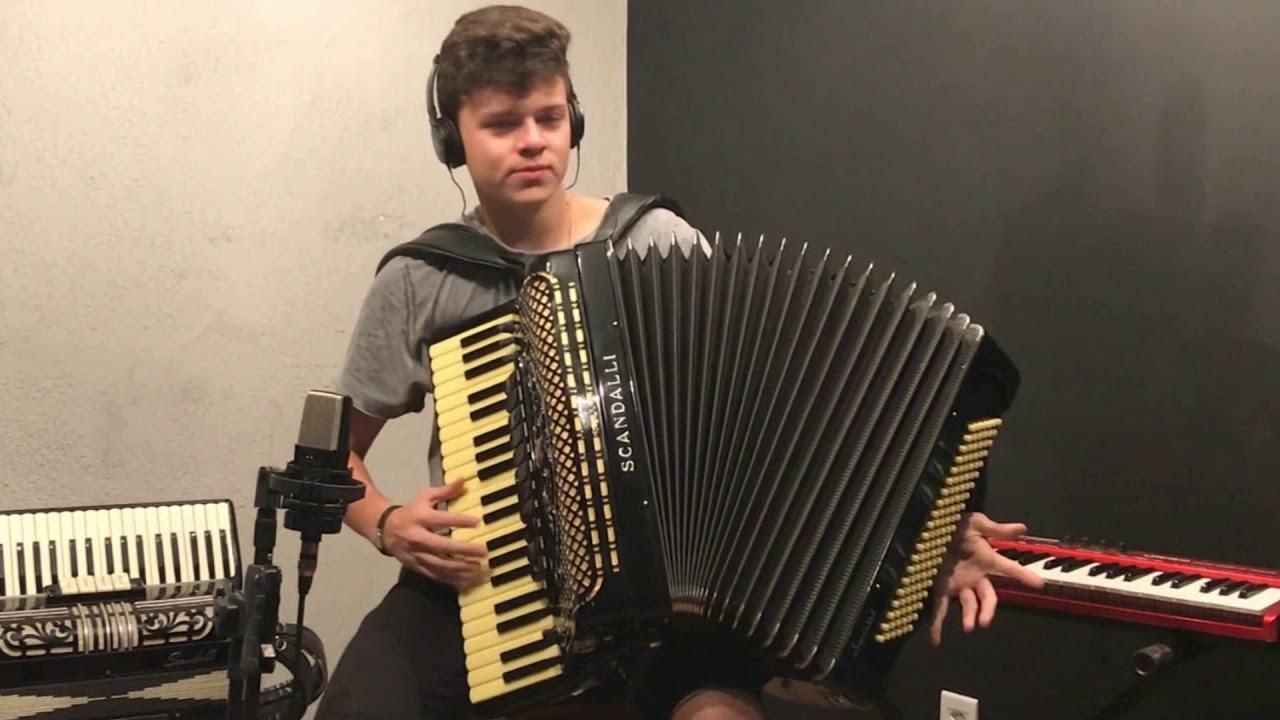 Solos Leo Santana - Leo da Sanfona