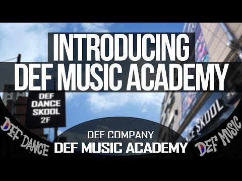 Introducing Def Music Academy! No.1 데프실용음악학원을 소개합니다!