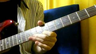 Paul Mccartney - My Love Guitar Solo
