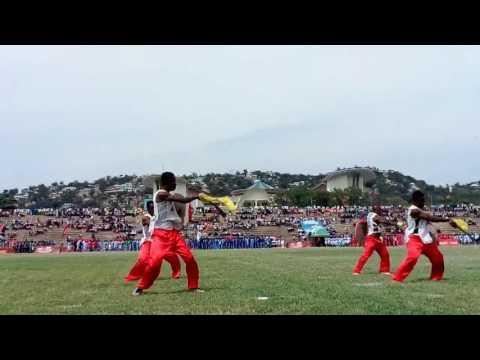 Kungfu Tanzania/ Tiger Livingstone/ Amani Shaolin Kungfu Club/ Mwanza Tanzania