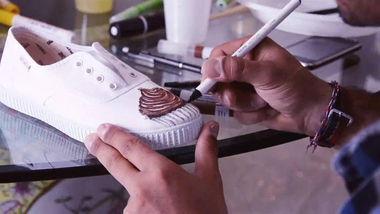 Pennarelli per scarpe di pelle