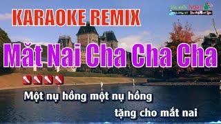 Mắt Nai Cha Cha Cha Karaoke Remix - Nhạc Sống Thanh Ngân