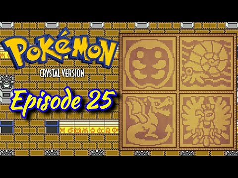 Secrets At The Ruins Of Alph - Pokemon Crystal