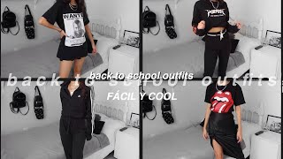 back 2 school outfits // Ale Haro