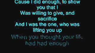 Running away with lyrics by Hoobastank