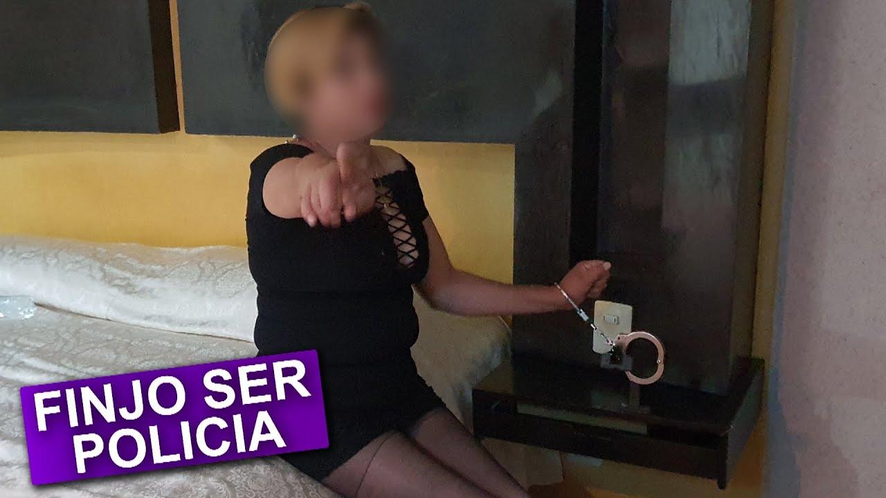 Contrato un Pros-ti para Arrestarla (BROMA)