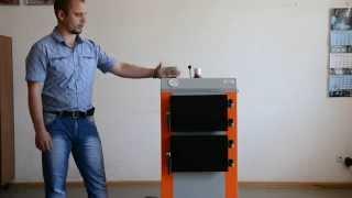 Твердотопливный котел длительного горения бытовой серии Черниговского завода Котлант КГ 16(, 2015-06-24T16:45:41.000Z)