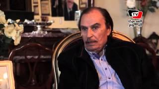 عزت العلايلي: «مصر لها مكانة خاصة في مهرجان دبي السينمائي»