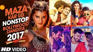 Exclusive: Maza Kar Lo Non Stop Bollywood Dandiya 2017 | T-Series