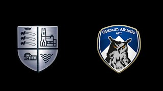 HAMPTON AND RICHMOND BOROUGH VS OLDHAM ATHLETIC PREVIEW-  WE SHOULD WIN?!