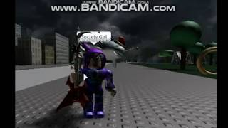 DiC's Sonic Underground - Society Girl ROBLOX Music Video [READ DESC. BEFORE WATCHING]