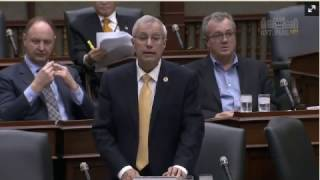 Fedeli Raises Northern Ontario Concerns Over Cap-and-Trade Plan