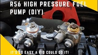 r56 MINI Cooper S - High Pressure Fuel Pump Install (HPFP)