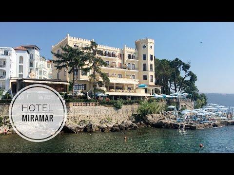 Eindrücke aus dem Hotel Miramar, Opatija