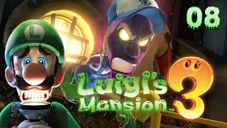 Luigi's Mansion 3 Nintendo Switch Gameplay Playthrough with Oshikorosu. [8]