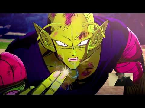 Dragon Ball Z -  Kakarot -   Rescuing Gohan  -  Piccolo Kills Goku And Raditz |