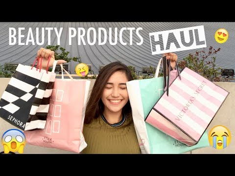 Singapore Beauty Products HAUL   Etude House, Sephora, Victoria's Secret   Ryllah M.