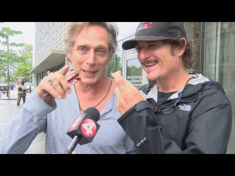 Willam Fichtner movie moves to East Aurora, Actor has a message for Bills