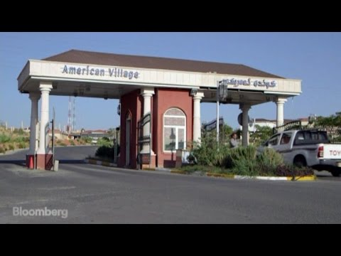 Iraq's 'American Dream' Gated Community Now Almost Empty