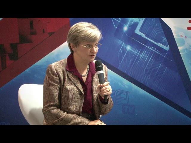 SET EXPO 2017 entrevista Lisa Hobbs, Ericsson