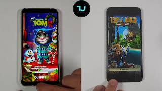Nokia X7 vs Honor Play Speed test/Gaming comparison PUBG Nokia 8.1 plus