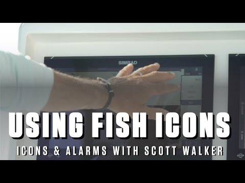 Using Fish Icons And Alarms - Ft Scott Walker