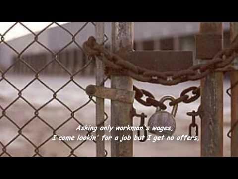 The Boxer - Lyrics - Simon & Garfunkel